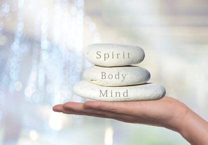 Die drei Werkzeuge: Körper, Geist, Seele